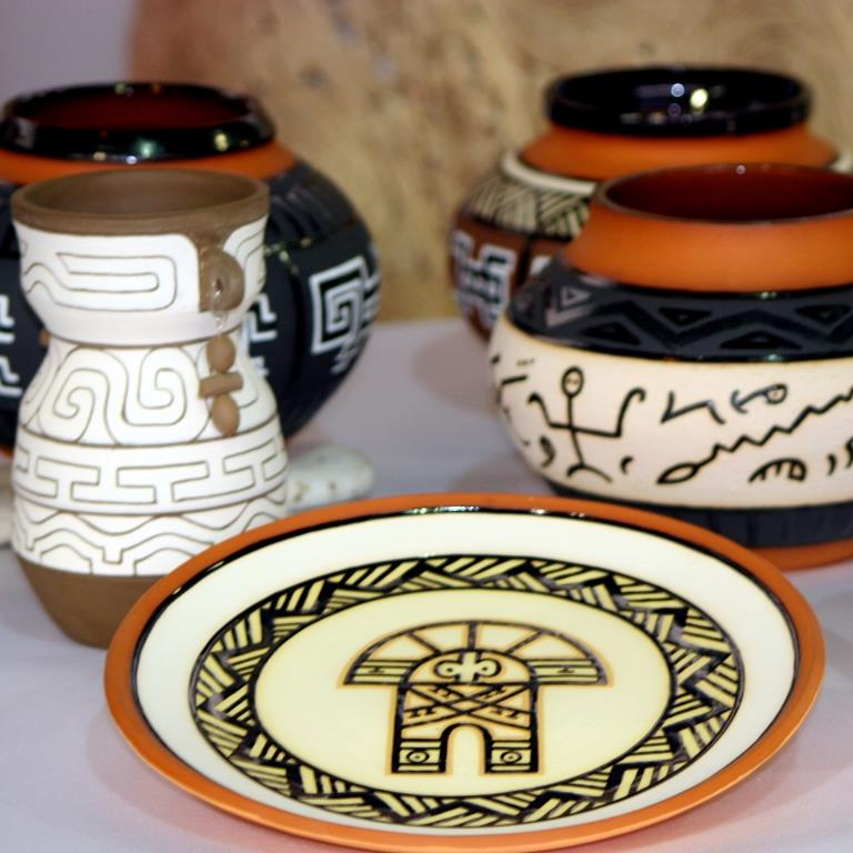 Rainforest Pottery SQ